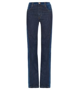 See by Chloé | Mid-Rise Flared Jeans