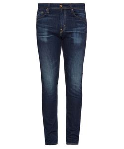 Ag Jeans | The Stockton Mid-Rise Slim-Fit Jeans