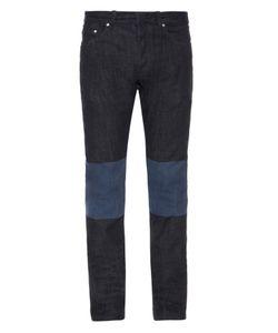 Balenciaga | Bi-Colour Denim Skinny Jeans