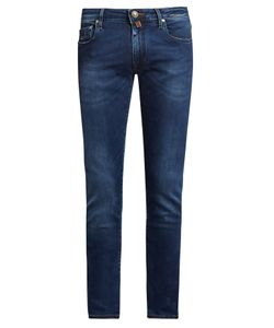 Jacob Cohen | Tailored Skinny-Fit Jeans