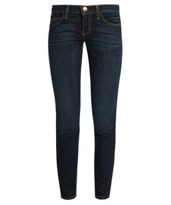 Current/Elliott | The Stiletto Mid-Rise Skinny Jeans