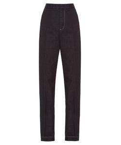 Stella McCartney | Elmere Organic-Denim Trousers