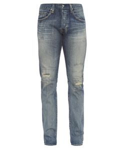 Ag Jeans | The Matchbox Mid-Rise Relaxed-Fit Jeans