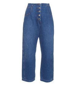 Rachel Comey   Elkin High-Waisted Cropped Jeans