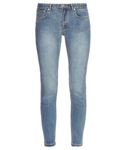 A.P.C. | Moulant Mid-Rise Skinny Jeans