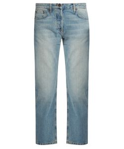 The Row | Ashland Low-Rise Straight-Leg Jeans