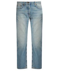 The Row | Ashland Low-Rise Straight-Leg Jeans