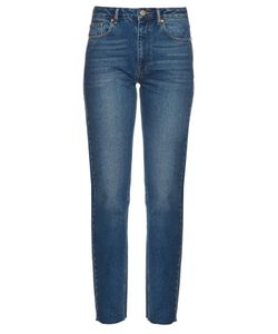RAEY | Rail High-Rise Straight-Leg Jeans