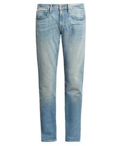 FRAME | Lhomme Straight-Leg Jeans