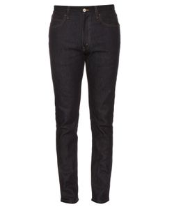 Gucci | Tapered-Leg Japanese-Denim Jeans