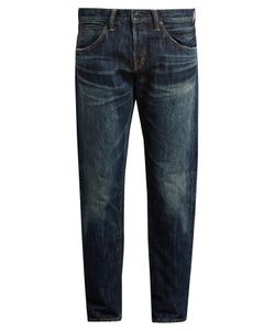 Mastercraft Union | Relaxed Tapered-Leg Jeans