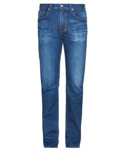 Ag Jeans | The Matchbox Mid-Rise Slim-Fit Jeans