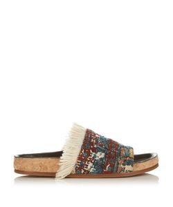 Chloé | Kerenn Tapestry Sandals