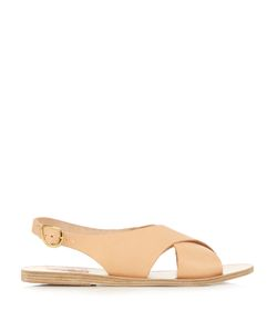 Ancient Greek Sandals | Maria Leather Sandals