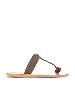 Ancient Greek Sandals | Melpomeni Leather Sandals