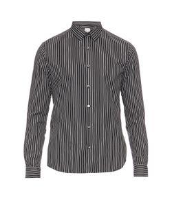 Paul Smith | Kensington Contrast Striped Cotton Shirt