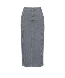 M.i.h Jeans | Malo Striped Skirt