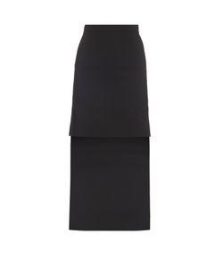 Preen by Thornton Bregazzi | Vera Mini-Front Crepe Skirt