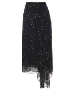 PREEN LINE | Sadie Daisy-Print Wrap Skirt