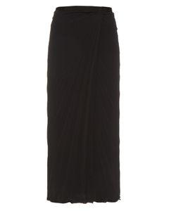 RAEY | Pleated Crepe Wrap Skirt