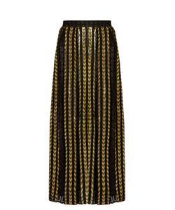 Dodo Bar Or | Brenda Fil Coupé Maxi Skirt