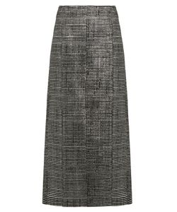 Jil Sander | Bourgeois Striped-Jacquard Pencil Skirt