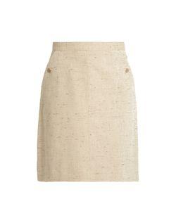 A.P.C. | Workwear Cotton-Blend Skirt