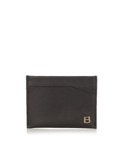 Balenciaga | B-Line Leather Card Holder