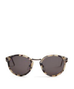 Retrosuperfuture   Panama Round-Frame Acetate Sunglasses