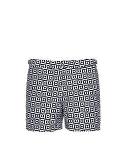 Orlebar Brown   Setter Tamanu-Print Swim Shorts