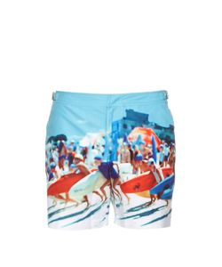 Orlebar Brown | Bulldog Hulton Getty Swim Shorts