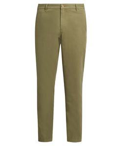 A.P.C. | Low Standard Slim-Leg Cotton Chino Trousers