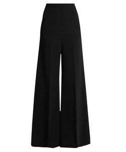 Roland Mouret | Harrison High-Rise Wide-Leg Stretch-Cady Trousers