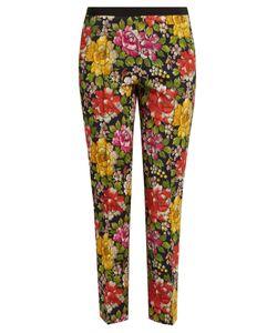 Etro | Gemma Print Stretch-Cotton Trousers