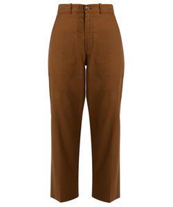 Chloé | Linen And Cotton-Blend Trousers