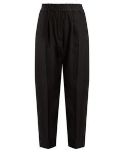 Haider Ackermann | Berkeley High-Rise Wool Trousers
