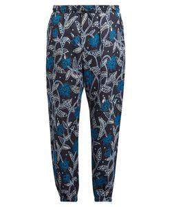 Etro | -Print Linen Trousers