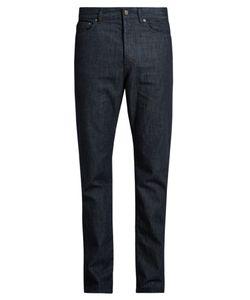 BOTTEGA VENETA | Straight-Leg Striped Jeans