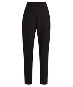 Racil | Stones High-Rise Slim-Leg Trousers