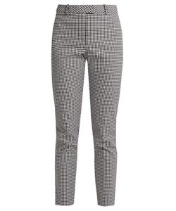 Altuzarra | Henri Slim-Leg Cotton-Blend Trousers