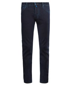 Jacob Cohen | Tailo Slim-Leg Stretch-Denim Jeans
