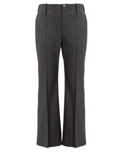 Balenciaga | Kick-Flare Stretch-Wool Trousers