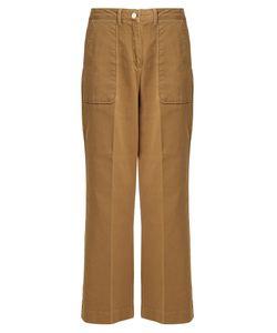 Vanessa Bruno | Galopa Stretch-Cotton Trousers