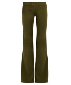 Balmain | Low-Rise Kick-Flare Jeans