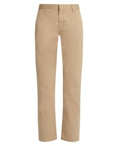 Saint Laurent | Stretch-Cotton Gabardine Chino Trousers