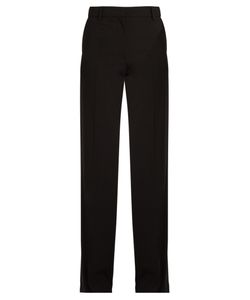 Vanessa Bruno | Gauvain Stretch-Wool Trousers