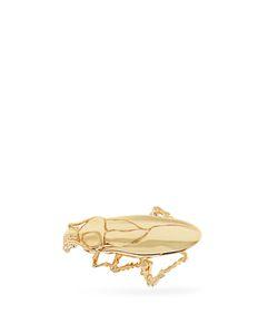Balenciaga | Cockroach Clip-On Single Earring