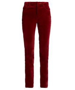 Dolce & Gabbana | Slim-Leg Velvet Trousers