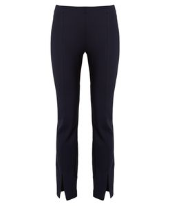 The Row | Thilde Skinny-Fit Split-Cuff Trousers