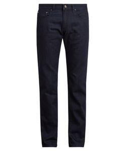 Giorgio Armani | Mid-Rise Straight-Leg Jeans